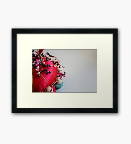 Greatest Teamwork! Framed Print