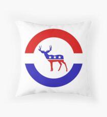 Baratheon 2016 Campaign Throw Pillow