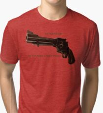 44 Magnum Tri-blend T-Shirt