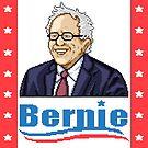 8-Bit Bernie by PengewApparel