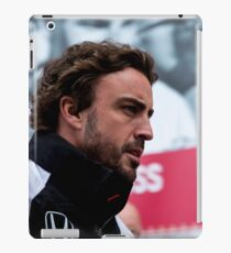 Fernando Alonso  iPad Case/Skin