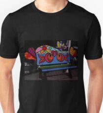 Seat in Paihia Unisex T-Shirt