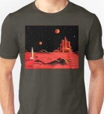 CITY ON MARS Unisex T-Shirt