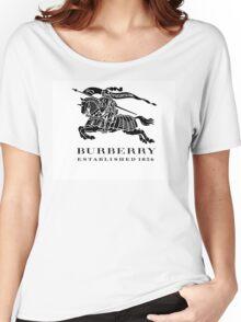 Burberry T-shirt  Women's Relaxed Fit T-Shirt