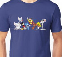 Cartoon Mice, Mouse Unisex T-Shirt