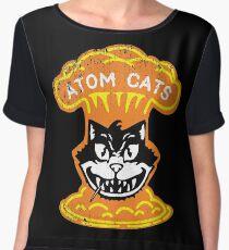 Atom Cats! Chiffon Top