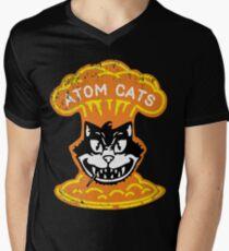 Atom Cats! Men's V-Neck T-Shirt