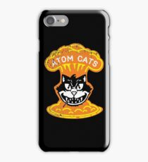 Atom Cats! iPhone Case/Skin