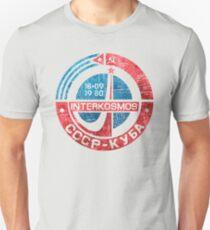 Interkosmos CCCP Cuba V01 T-Shirt