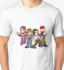RE4 Pixel Boys Unisex T-Shirt