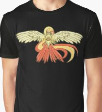 Bird Jesus feat. Helix Fossil- Twitch Plays Pokemon Graphic T-Shirt