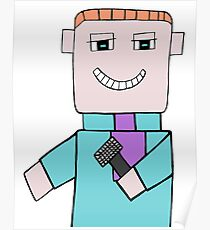 Comedian Game Show Host Poster