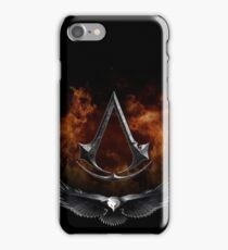 Assassin Eagle iPhone Case/Skin