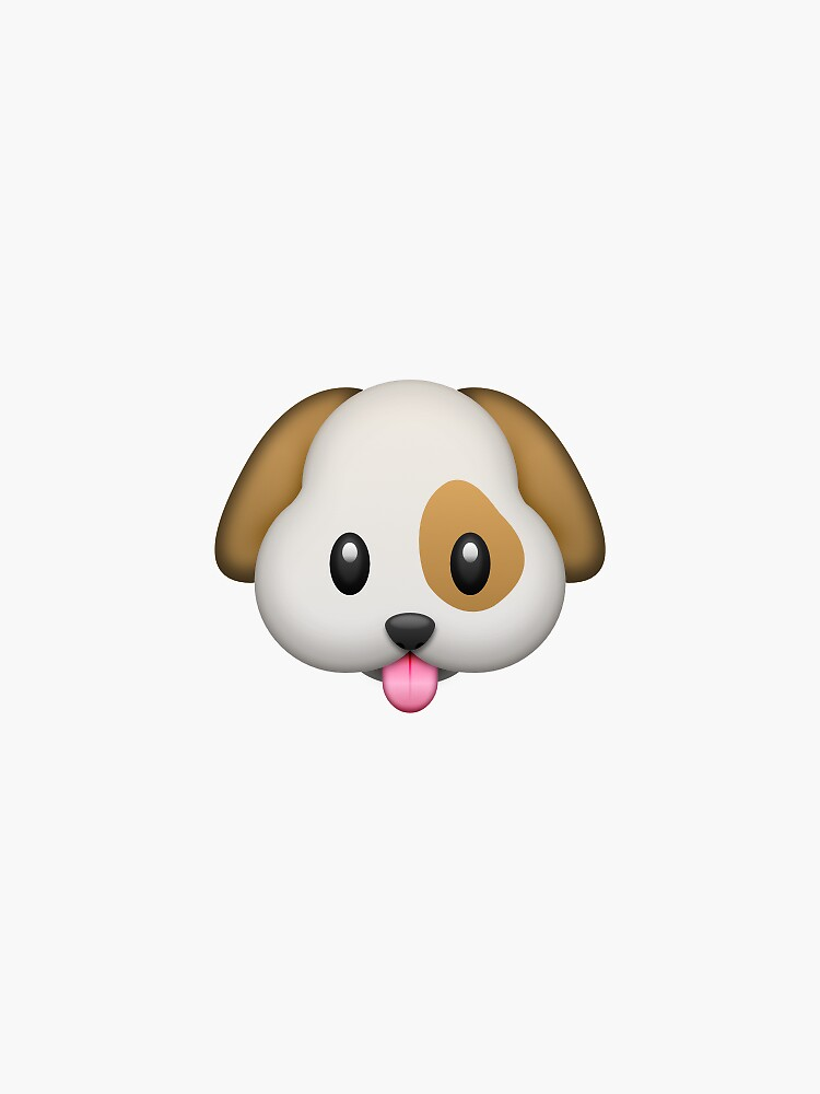 Puppy Emoji by Brogy2323