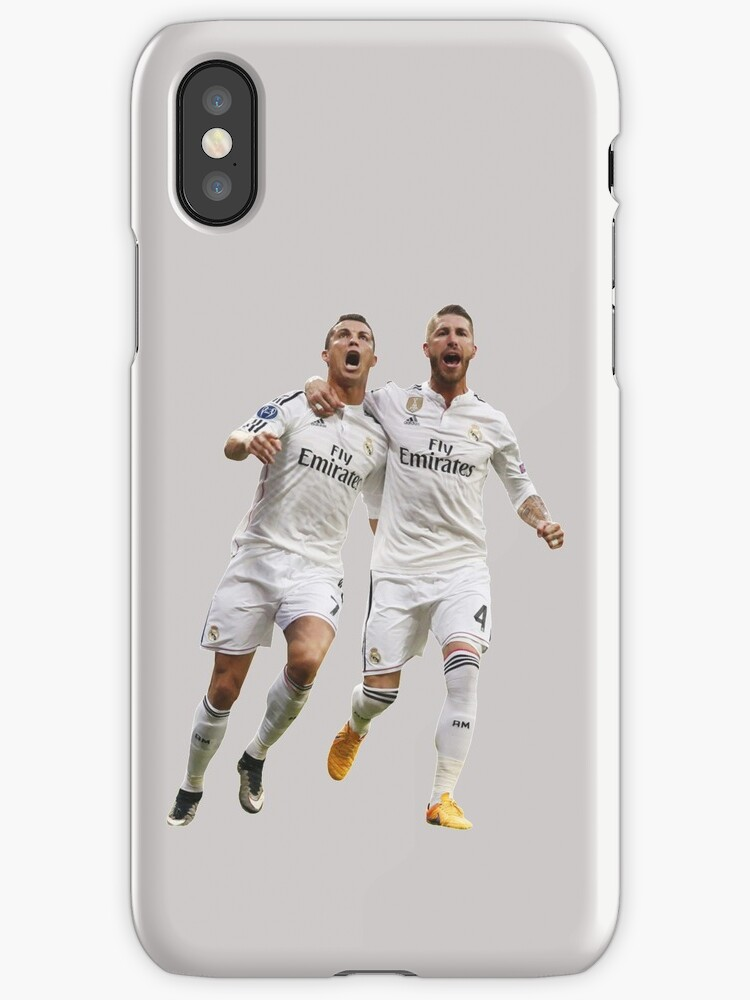 Coque Iphone S Real Madrid