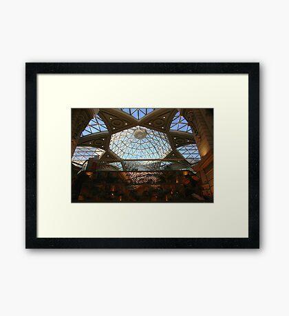 Galerias Pacifico Framed Print