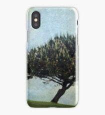 The candle tree iPhone Case