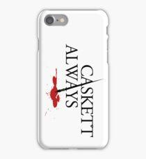 Caskett always iPhone Case/Skin