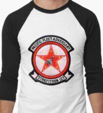 VFA-127 Desert Bogeys (Pacific Adversary Squadron) Men's Baseball ¾ T-Shirt