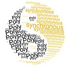 Polysynchronous  by Rupert Russell