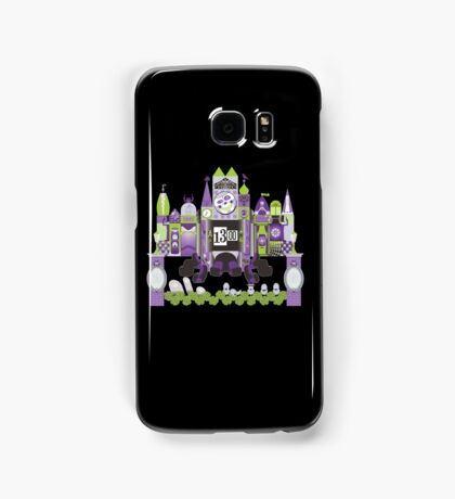 Is This Small World Actually Stretching? (for Darker Rides) Samsung Galaxy Case/Skin