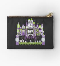 Is This Small World Actually Stretching? (for Darker Rides) Studio Pouch