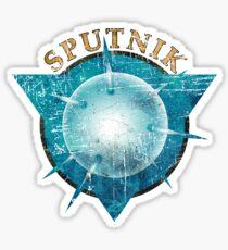 CCCP Sputnik Sticker