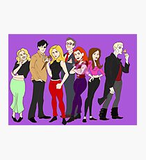 buffy-doo Photographic Print