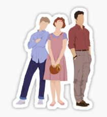 Sixteen Candles Quote Sticker