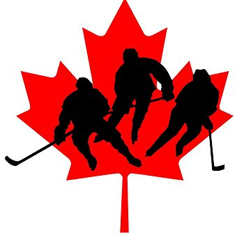 Canada hockey by herbertshin