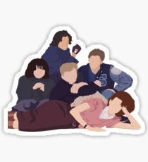 Breakfast Club Quote Sticker
