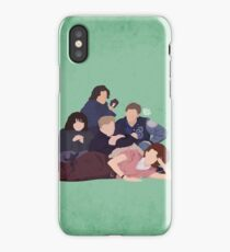 Breakfast Club Quote iPhone Case