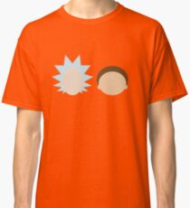 Rick and Morty- Simple Design! Classic T-Shirt
