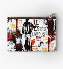 Redesign London - Banksy Studio Pouch