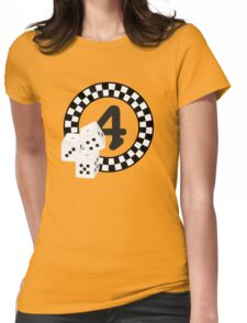 Bunco Dices - Table No Four VRS2 T-Shirt