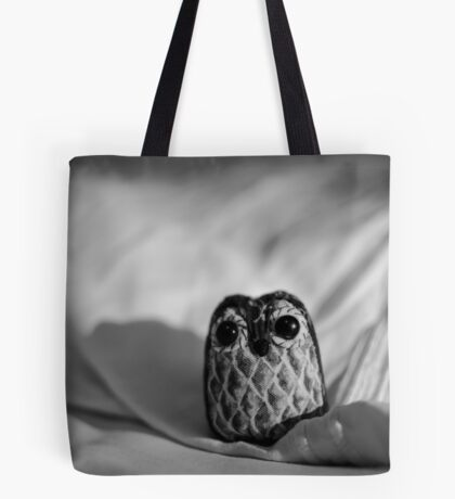 Unintentional Night Owl - The Flightless Fowl Tote Bag