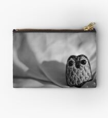 Unintentional Night Owl - The Flightless Fowl Studio Pouch