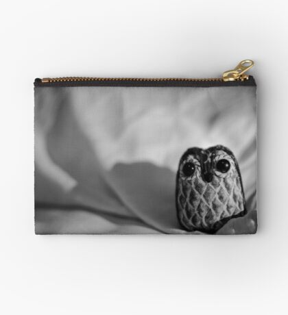 Unintentional Night Owl - The Flightless Fowl Studio Pouch