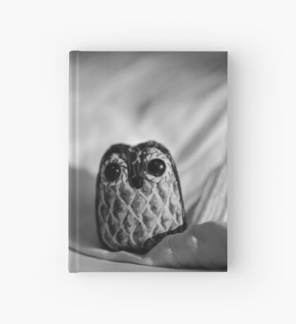 Unintentional Night Owl - The Flightless Fowl Hardcover Journal