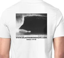 Kneeboard Surfing Pipeline North Shore Hawaii Unisex T-Shirt