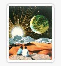 Another Earth Sticker