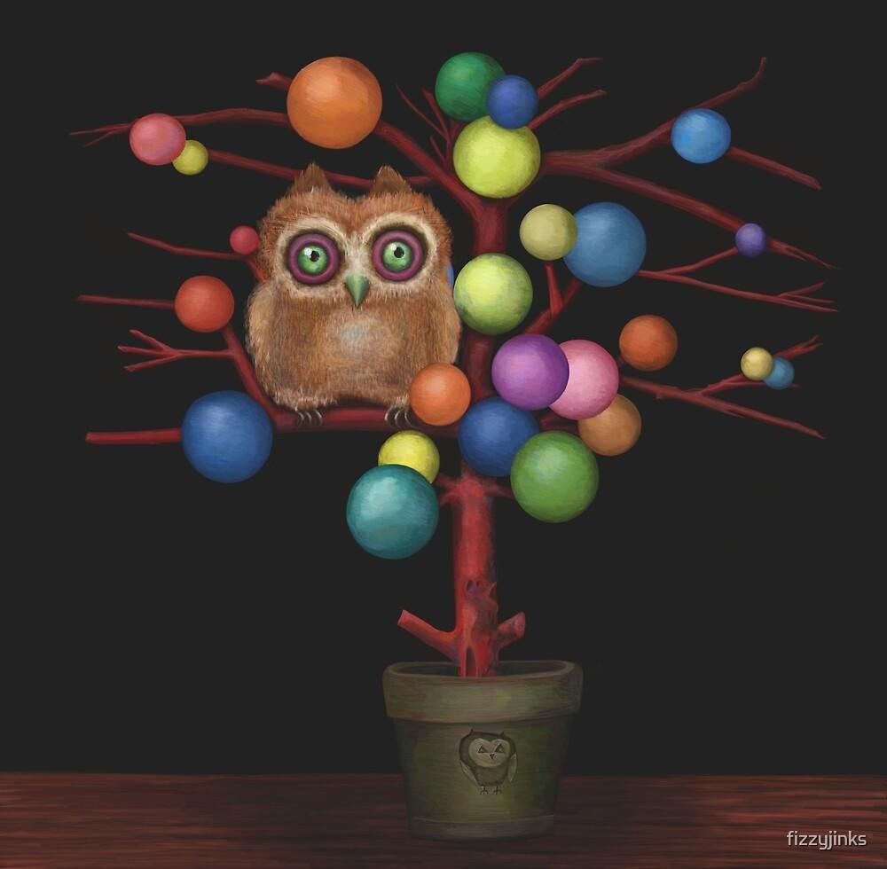 Owl by fizzyjinks