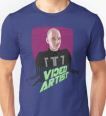 Knox Harrington, The Video Artist T-Shirt