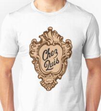 """Chez Quis"" Restaurant Logo - as seen on ""Ferris Bueller's Day Off"" Unisex T-Shirt"