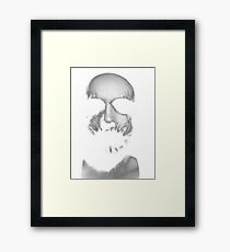 See No Evil Framed Print