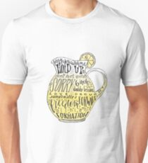 Lemonade Pitcher Unisex T-Shirt