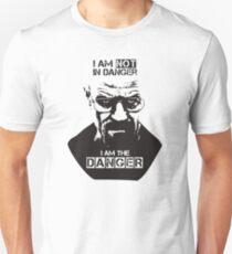 Breaking Bad - I Am The Danger T-Shirt