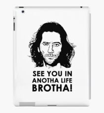 """See You In Anotha Life - Desmond """"LOST"""" iPad Case/Skin"""