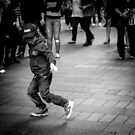 Dancing Boy by Chroma