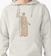 Hera - Ancient Greek God Pullover Hoodie